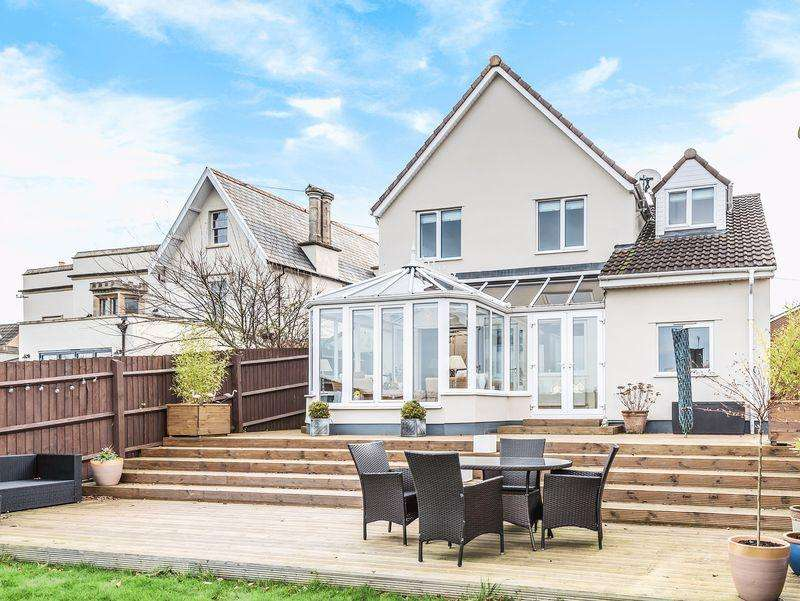 4 Bedrooms Detached House for sale in Portishead, North Somerset