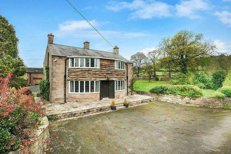 4 Bedrooms Detached House for sale in Brookhouse Lane, Timbersbrook, Congleton