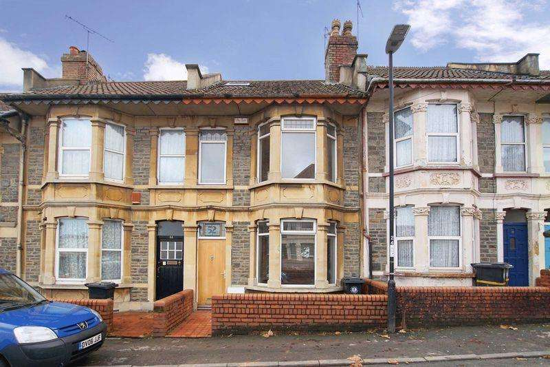 3 Bedrooms Terraced House for sale in Victoria Avenue, Redfield, Bristol, BS5 9NG