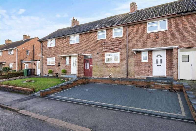 3 Bedrooms Terraced House for sale in Caesars Road, St Albans, Hertfordshire
