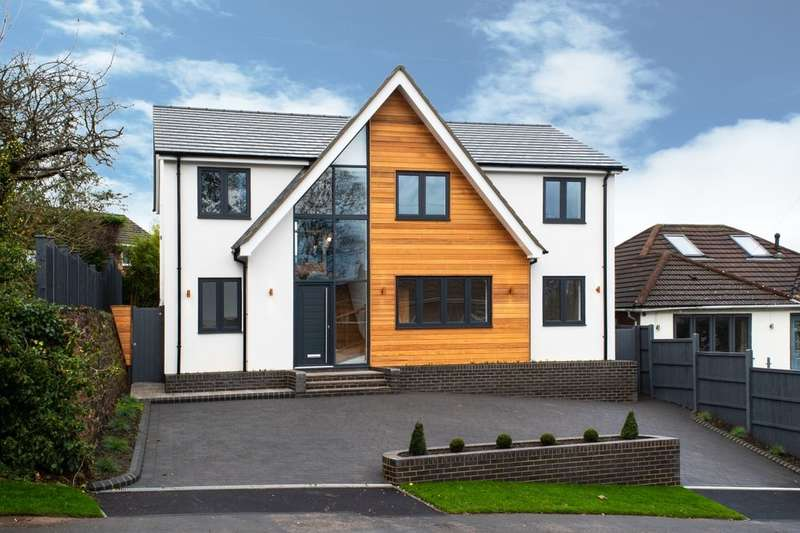 4 Bedrooms Detached House for sale in Villiers Road, Kenilworth, CV8