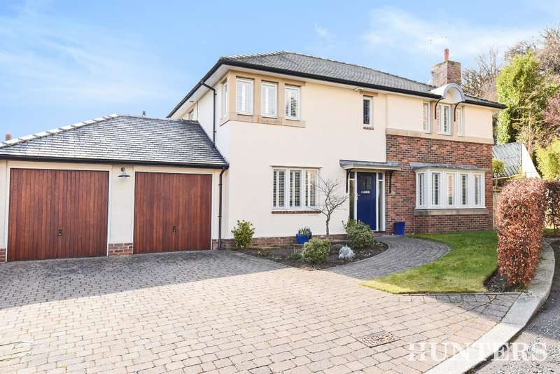 4 Bedrooms Detached House for sale in Thomas Hawksley Park, Humbledon Hill, Sunderland, SR3 1UY