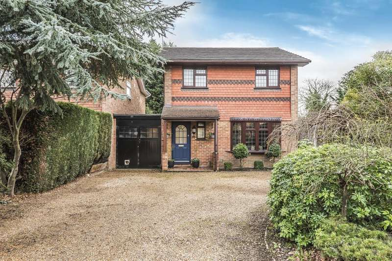 4 Bedrooms Detached House for sale in Sunningdale, Berkshire, SL5