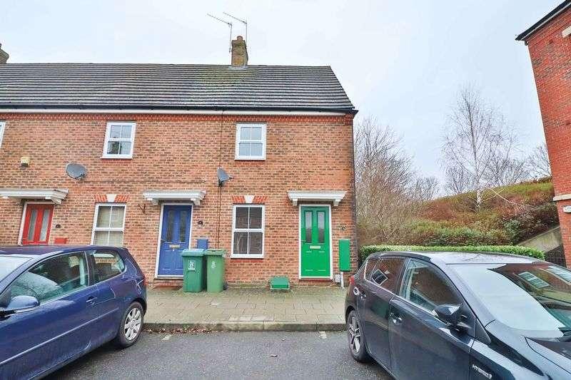 2 Bedrooms Property for sale in Queensgate, Aylesbury