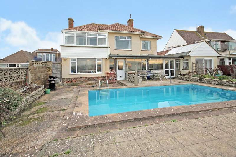 4 Bedrooms Detached House for sale in Old Fort Road, Shoreham-by-Sea, West Sussex BN43 5HA