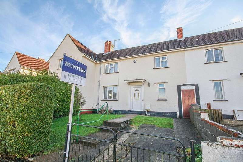 3 Bedrooms Terraced House for sale in Lynton Road, Bedminster, Bristol, BS3 5LY