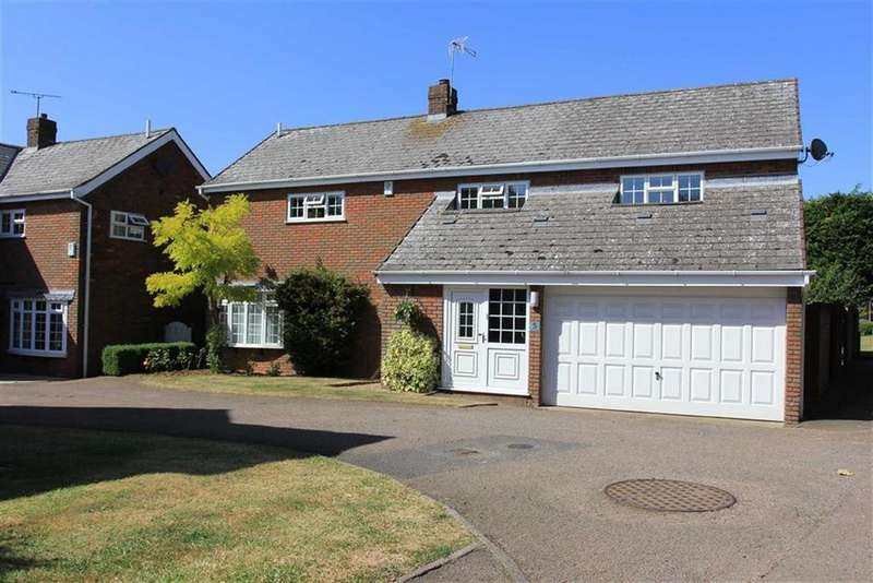 4 Bedrooms Detached House for sale in Freer Close, Houghton On The Hill, Leicestershire