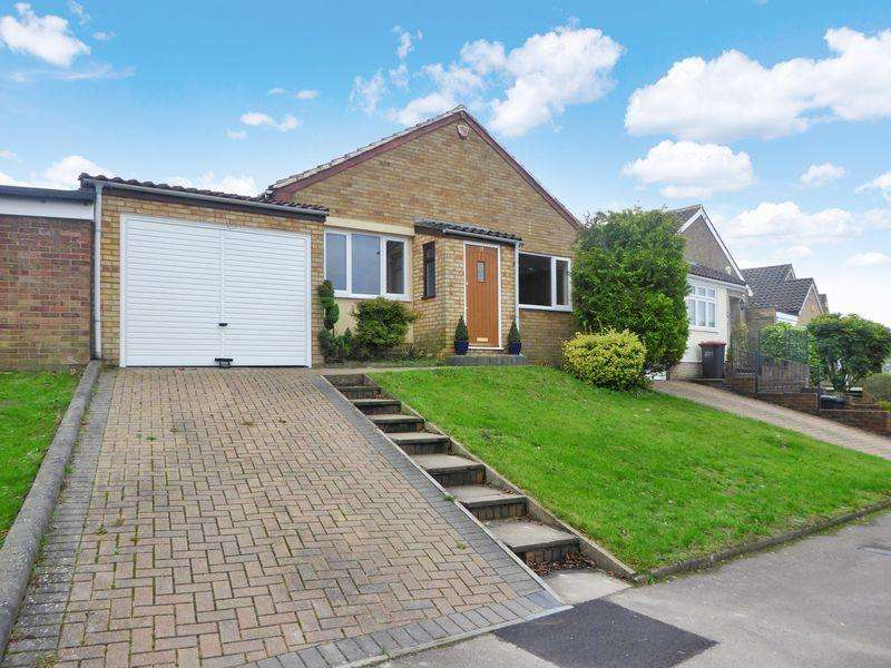 3 Bedrooms Detached Bungalow for sale in Staveley Road, Dunstable