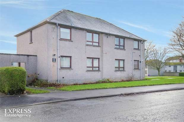 1 Bedroom Flat for sale in Bloomfield Road, Arbroath, Angus