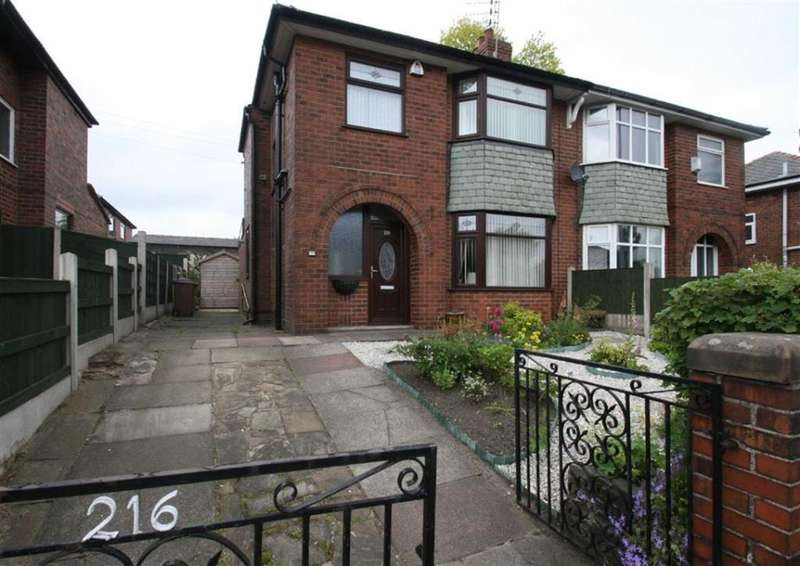 3 Bedrooms Semi Detached House for rent in Queensway, Rochdale, Lancashire, OL11 2NB