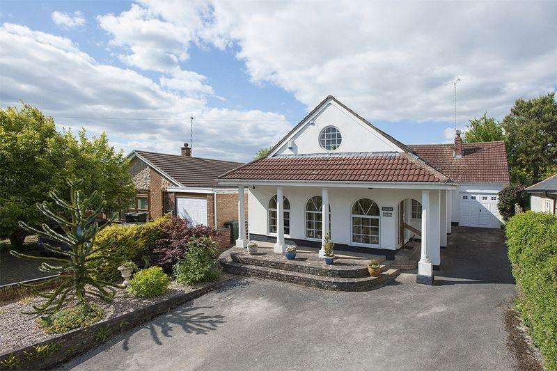 5 Bedrooms Detached House for sale in Amberley, The Riddings, Earlsdon