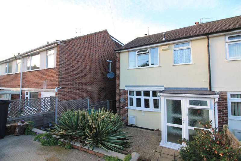 2 Bedrooms End Of Terrace House for sale in Pill, North Somerset, BS20