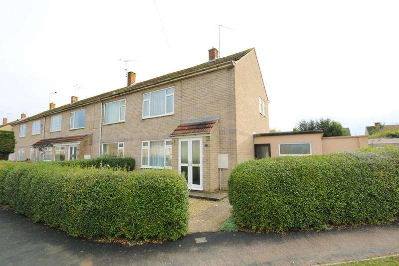 2 Bedrooms End Of Terrace House for sale in Stratton Road, Saltford, Bristol