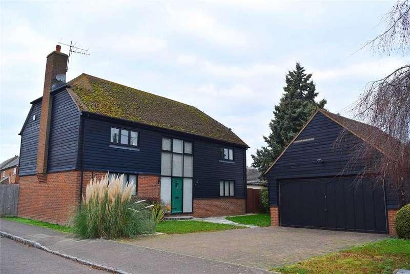 4 Bedrooms Detached House for sale in Bury Farm Close, Slapton