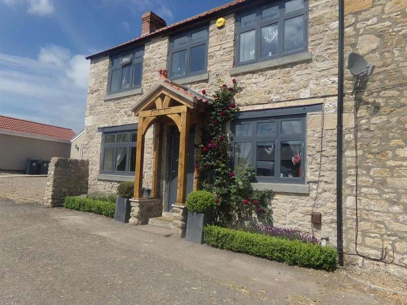 4 Bedrooms Semi Detached House for sale in Mulberry Cottage, Denton, Darlington