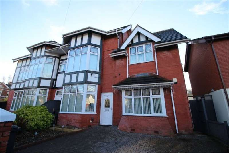 4 Bedrooms Semi Detached House for sale in Kimberley Drive, Crosby, LIVERPOOL, Merseyside
