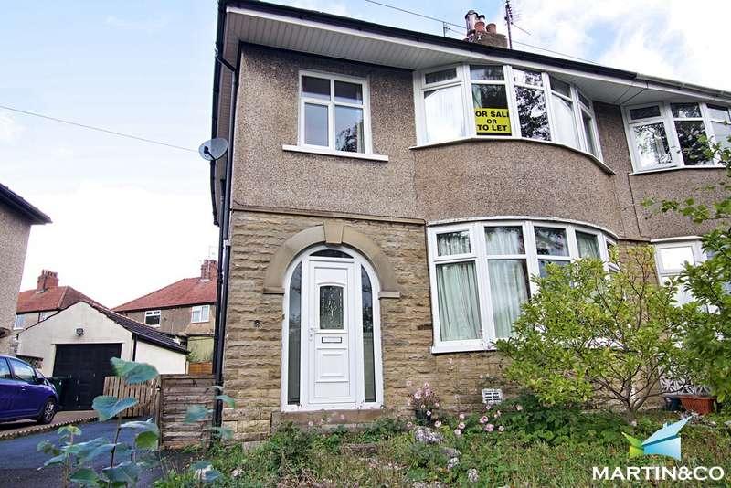 3 Bedrooms Semi Detached House for sale in Barton Road, Lancaster LA1
