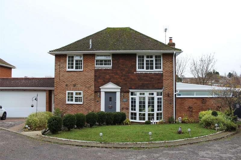 5 Bedrooms Detached House for sale in Barleycorn Drive, RAINHAM, Kent