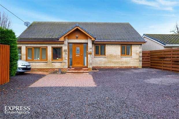 5 Bedrooms Detached House for sale in Carnoustie, Carnoustie, Angus