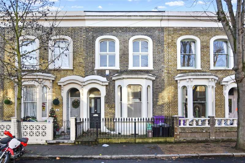 3 Bedrooms House for sale in Athelstane Grove, London, E3