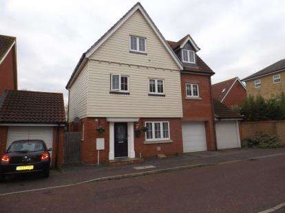 5 Bedrooms Detached House for sale in Stanway, Colchester, Essex