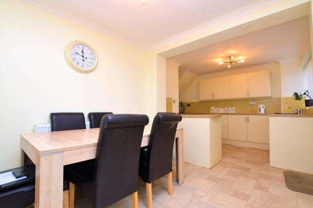 3 Bedrooms End Of Terrace House for sale in Clifford Close, Plymouth, Devon
