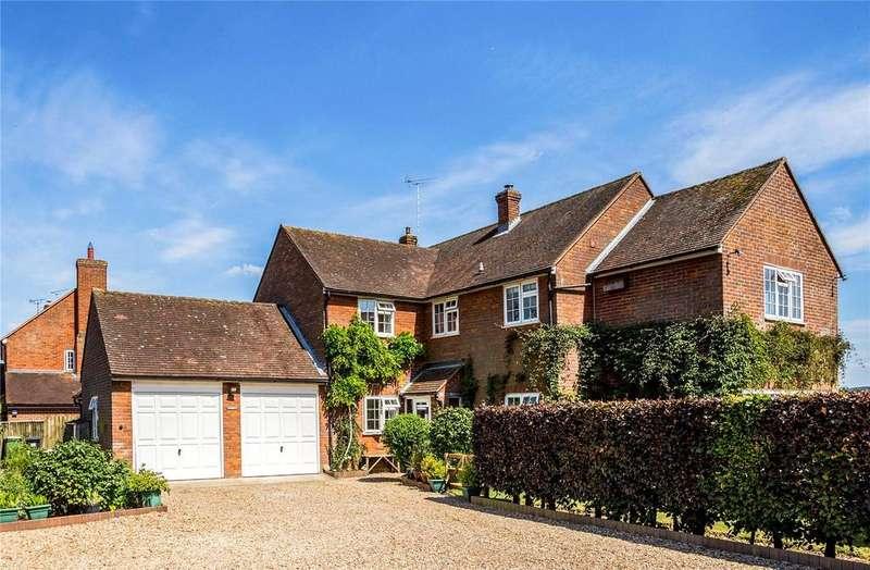 4 Bedrooms Detached House for sale in Brightwell Baldwin, Watlington, Oxfordshire, OX49