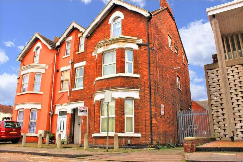 2 Bedrooms Flat for sale in Woburn Road, Bedford MK40