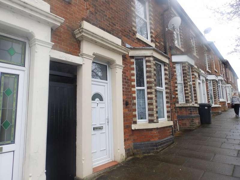 2 Bedrooms Terraced House for sale in West View Terrace, Preston, PR1
