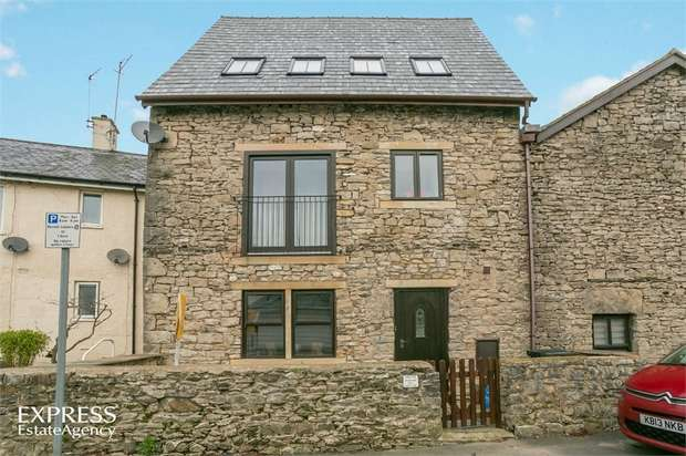 4 Bedrooms Town House for sale in Buttery Well Road, Kendal, Cumbria