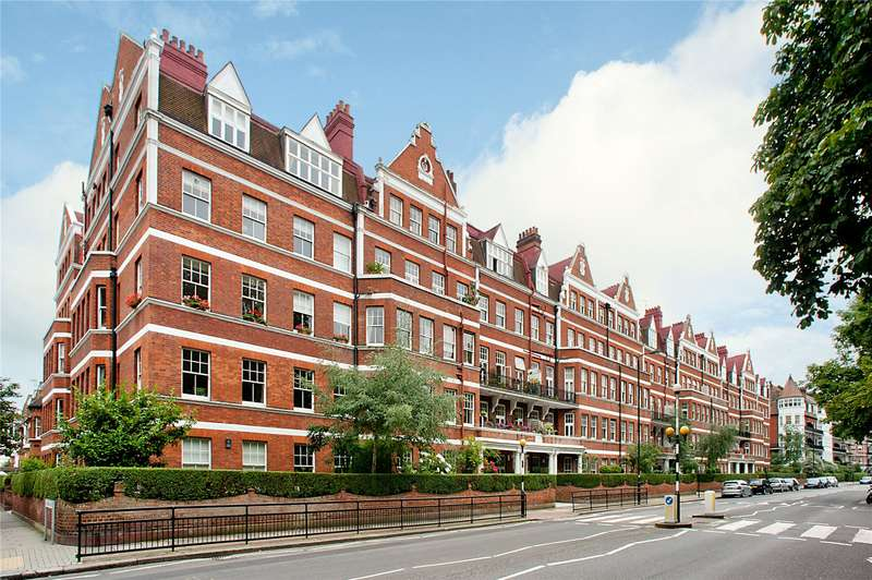 3 Bedrooms Flat for sale in Cyril Mansions, Prince Of Wales Drive, Battersea, London, SW11