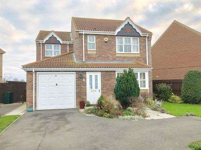 3 Bedrooms Detached House for sale in Merrills Way, Ingoldmells, Skegness, Lincolnshire