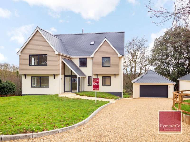 6 Bedrooms Detached House for sale in Station New Road, Brundall