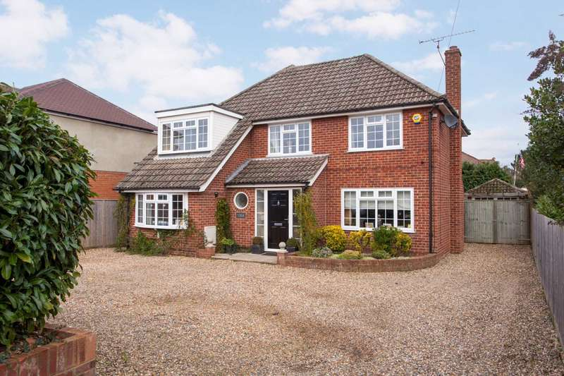 4 Bedrooms Detached House for sale in Upper Woodcote Road, Caversham Heights