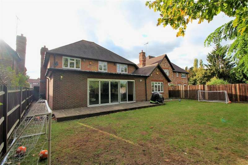 5 Bedrooms Detached House for sale in Shears Close, Dartford