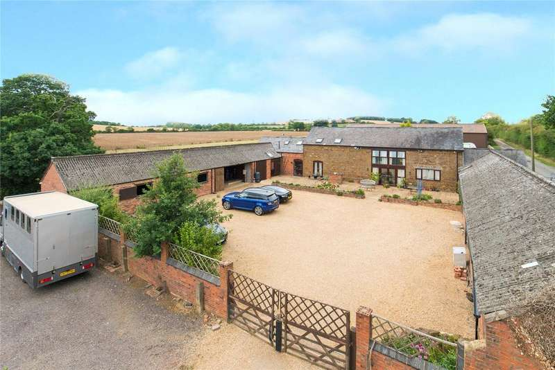 5 Bedrooms Detached House for sale in Woodford Halse, Daventry, Northamptonshire