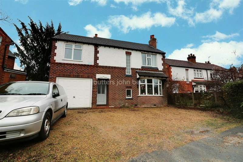 3 Bedrooms Detached House for sale in King Street, Hartford