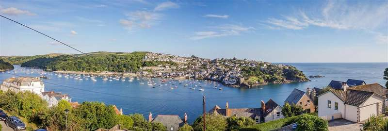 6 Bedrooms House for sale in St. Fimbarrus Road, Fowey