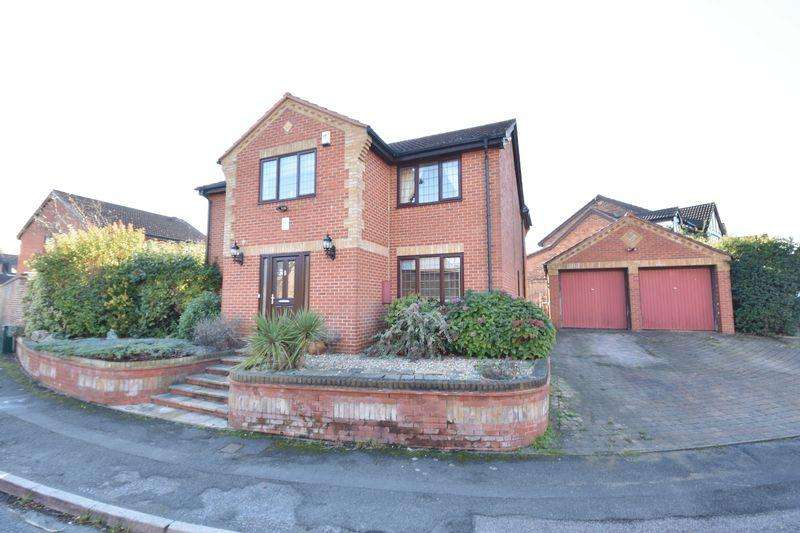 4 Bedrooms Detached House for sale in Ditton Green, Luton