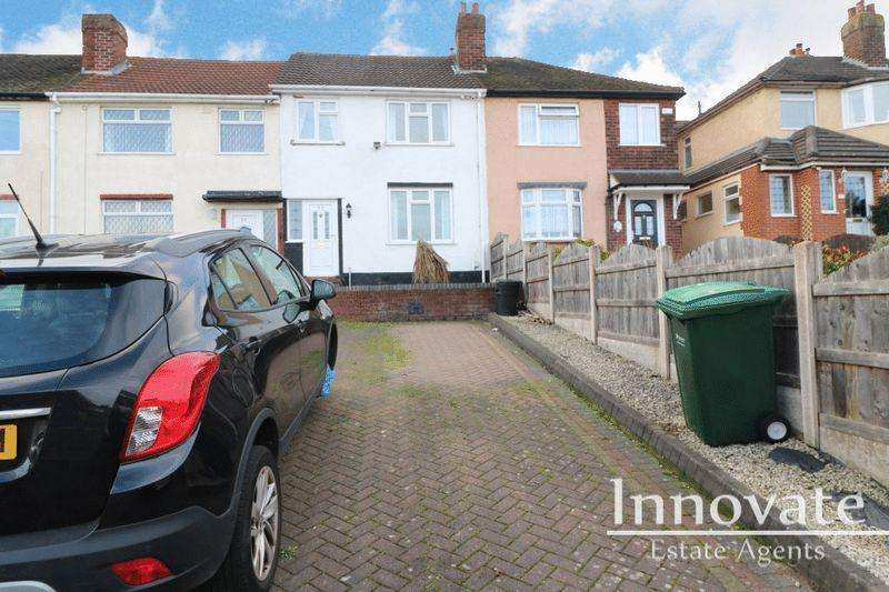 3 Bedrooms Terraced House for sale in Throne Crescent, Rowley Regis
