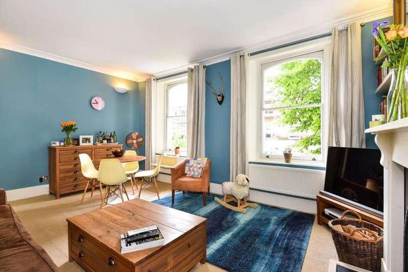 2 Bedrooms Flat for sale in Eastlake Road, Camberwell