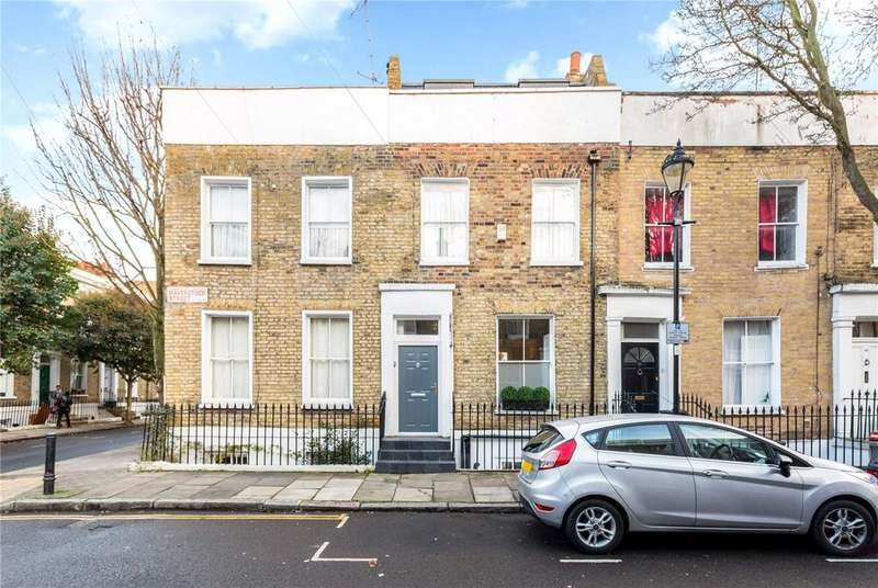 3 Bedrooms Terraced House for sale in Haverstock Street, Islington, London, N1