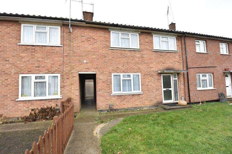 3 Bedrooms Terraced House for sale in Cedar Close, Luton