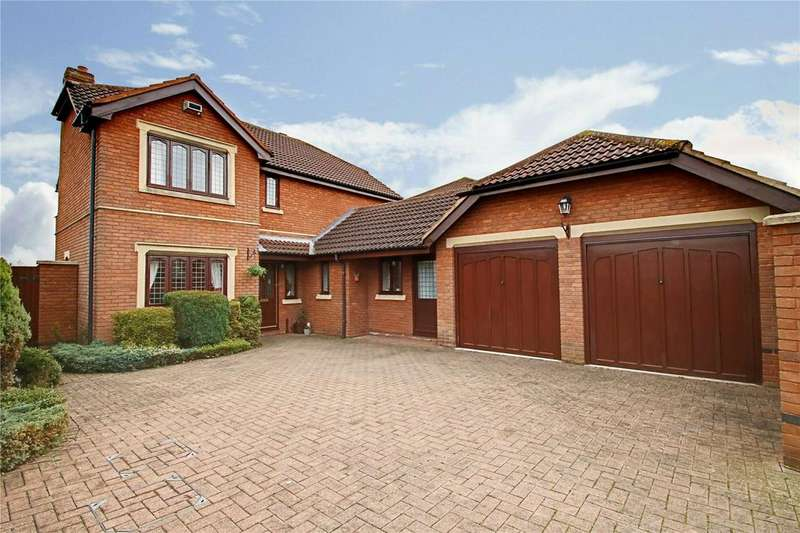 4 Bedrooms Detached House for sale in Thorington Gardens, Ingleby Barwick