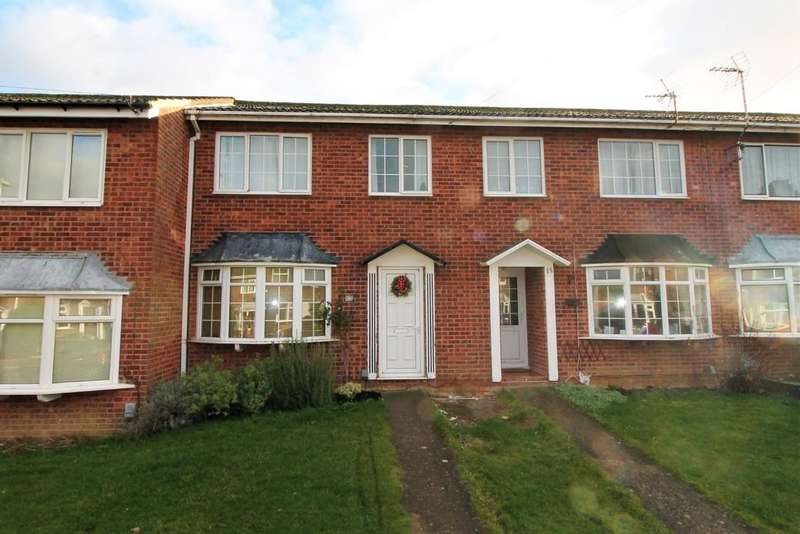 3 Bedrooms Terraced House for sale in Maurice Road, Market Harborough