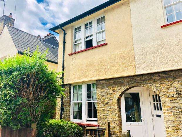 2 Bedrooms End Of Terrace House for sale in Cowick Road, London