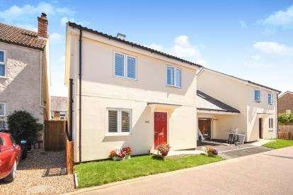 4 Bedrooms Link Detached House for sale in Lakenheath, Brandon, Suffolk