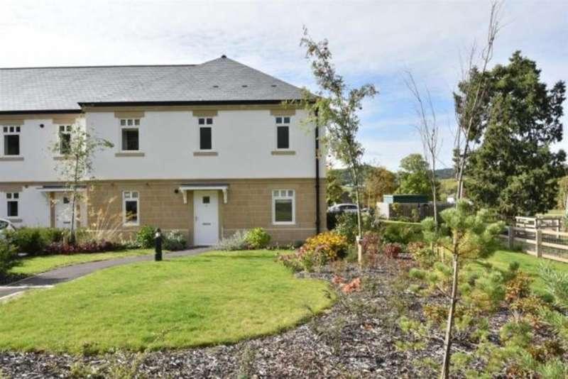2 Bedrooms Cottage House for sale in Pollard Way, St Elphins Park, Darley Dale