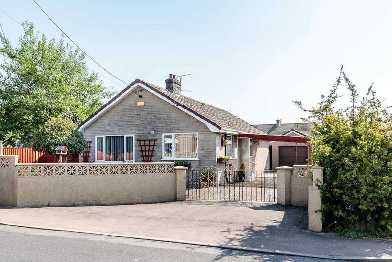 3 Bedrooms Detached Bungalow for sale in Primrose Hill, Lydney