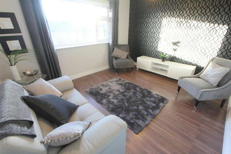 1 Bedroom Apartment Flat for sale in Station Road, Hinckley
